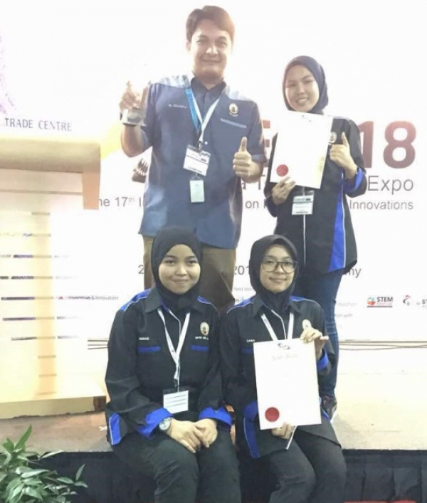 MARA EDUCATIONAL INSTITUTIONS SHINE IN ASIAN YOUTH INNOVATION 2018