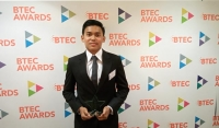 OUTSTANDING INTERNATIONAL BTEC STUDENT 2016